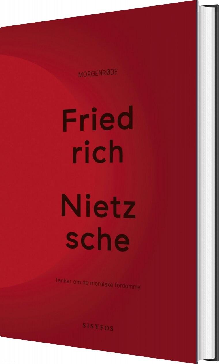 Image of   Morgenrøde - Friedrich Nietzsche - Bog