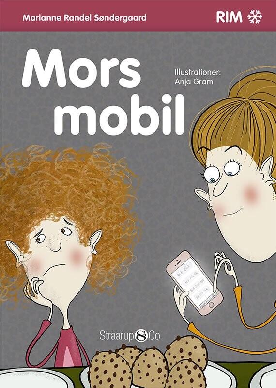 Mors Mobil - Marianne Randel Søndergaard - Bog