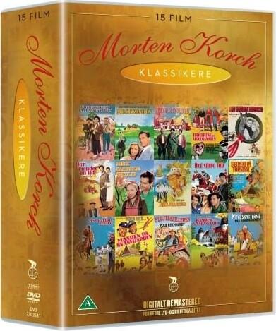 Billede af Morten Korch Film Box - Klassikere - Remastered - DVD - Film