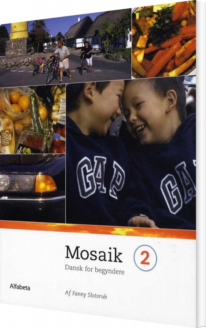 Billede af Mosaik 2, Grundbog - Fanny Slotorub - Bog