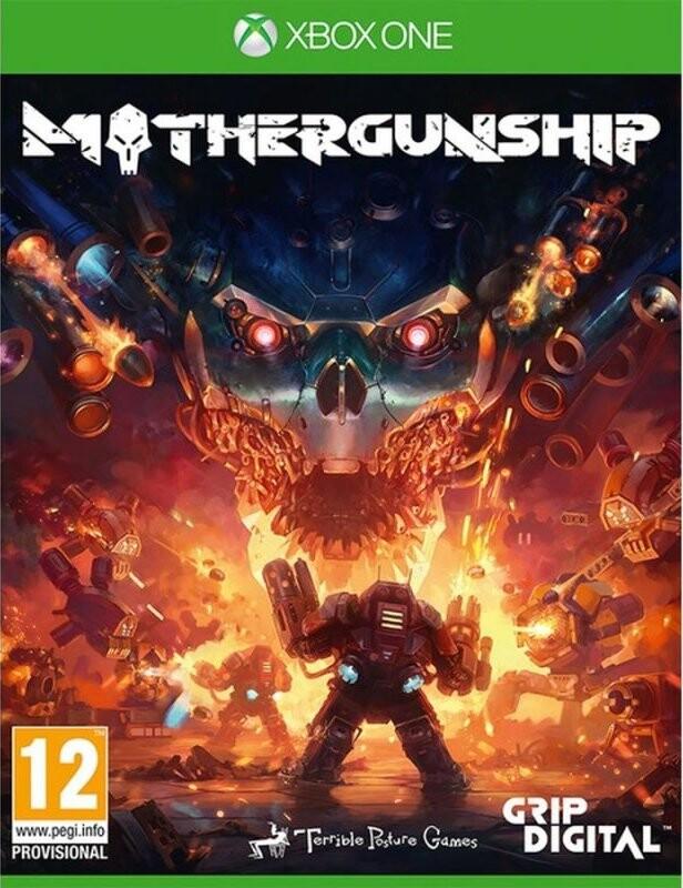 Image of   Mothergunship - Xbox One