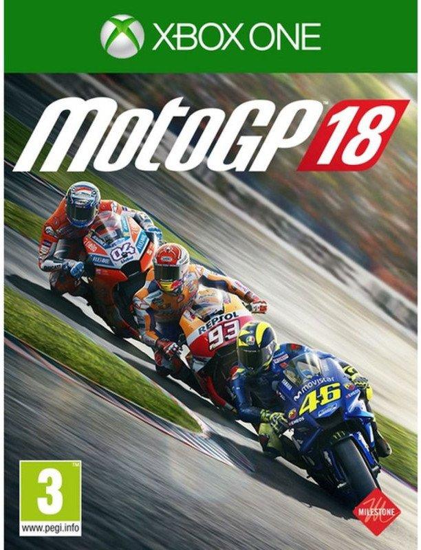Image of   Motogp 18 / 2018 - Xbox One
