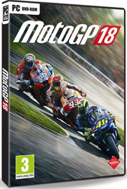Image of   Motogp 18 / 2018 - PC