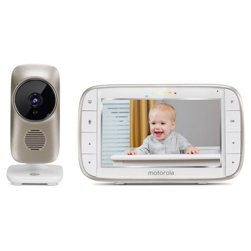Motorola Mbp845 Babyalarm Med Video