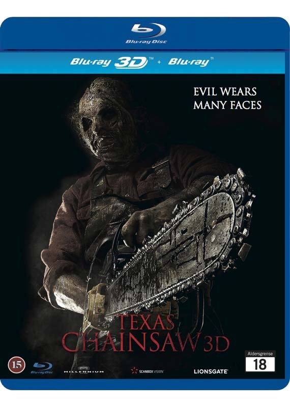 Image of   Motorsavsmassakren / The Texas Chainsaw Massacre - Blu-Ray