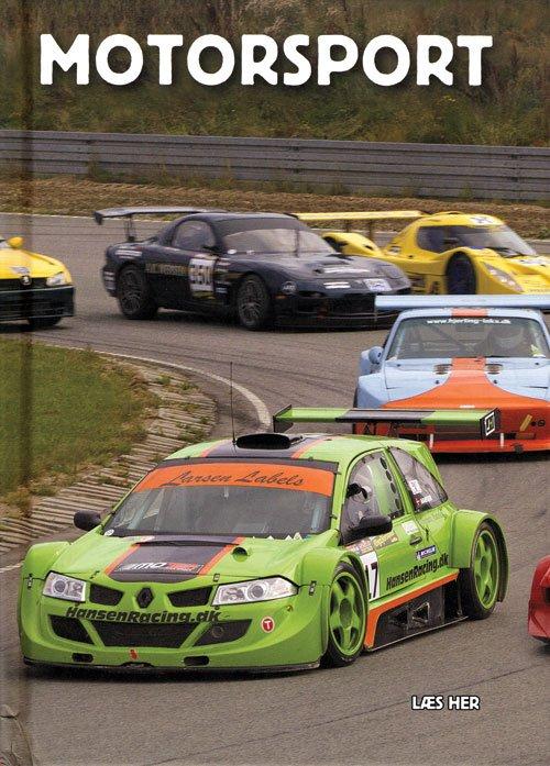 Motorsport - Ole Steen Hansen - Bog