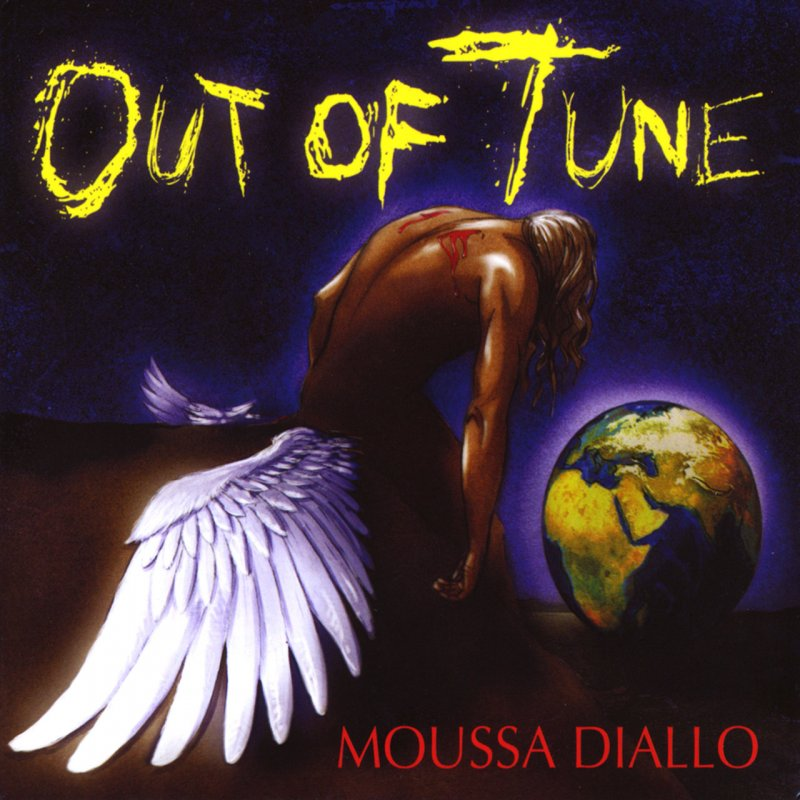 Image of   Moussa Diallo - Out Of Tune - CD