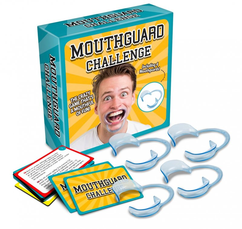 Mouth Guard, Speak Out