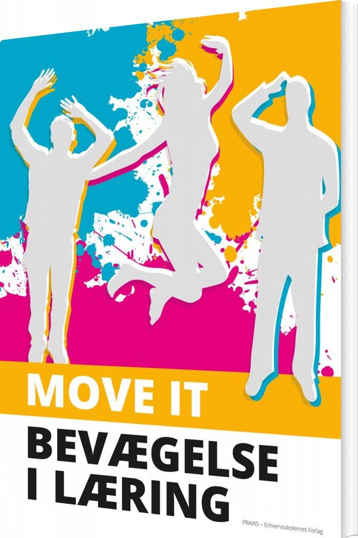 Move It - Bevægelse I Læring - Diverse - Bog