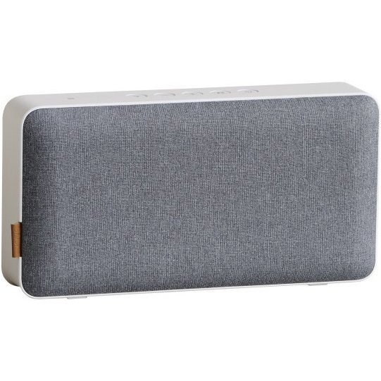 Moveit – Trådløs Bluetooth Højtaler – Støvet Blå