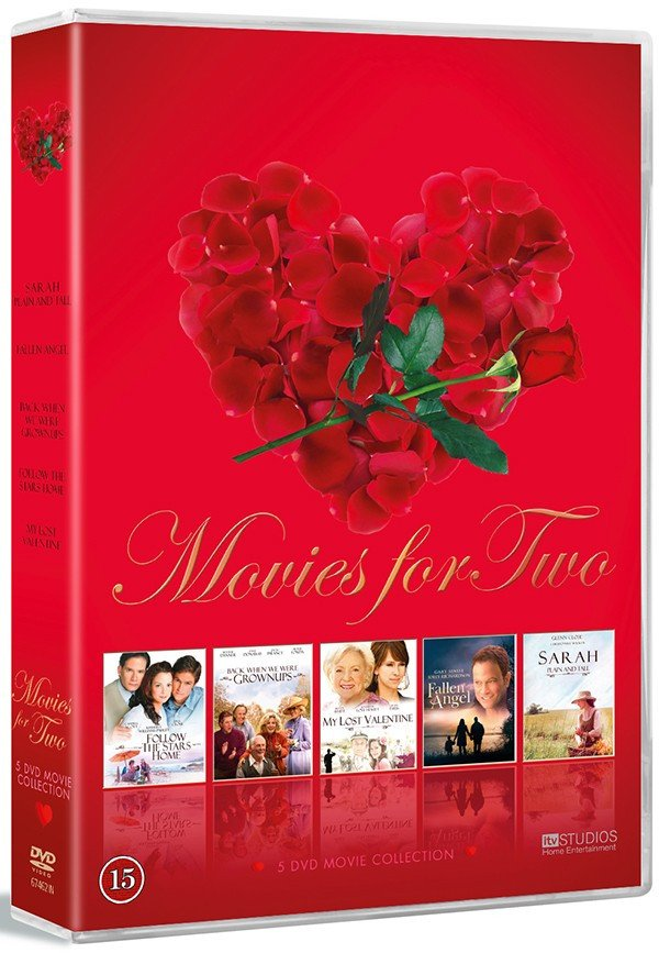 Image of   Movies For Two - DVD - Film