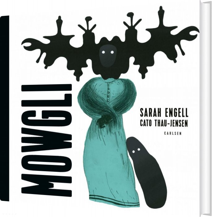 Mowgli - Sarah Engell - Bog