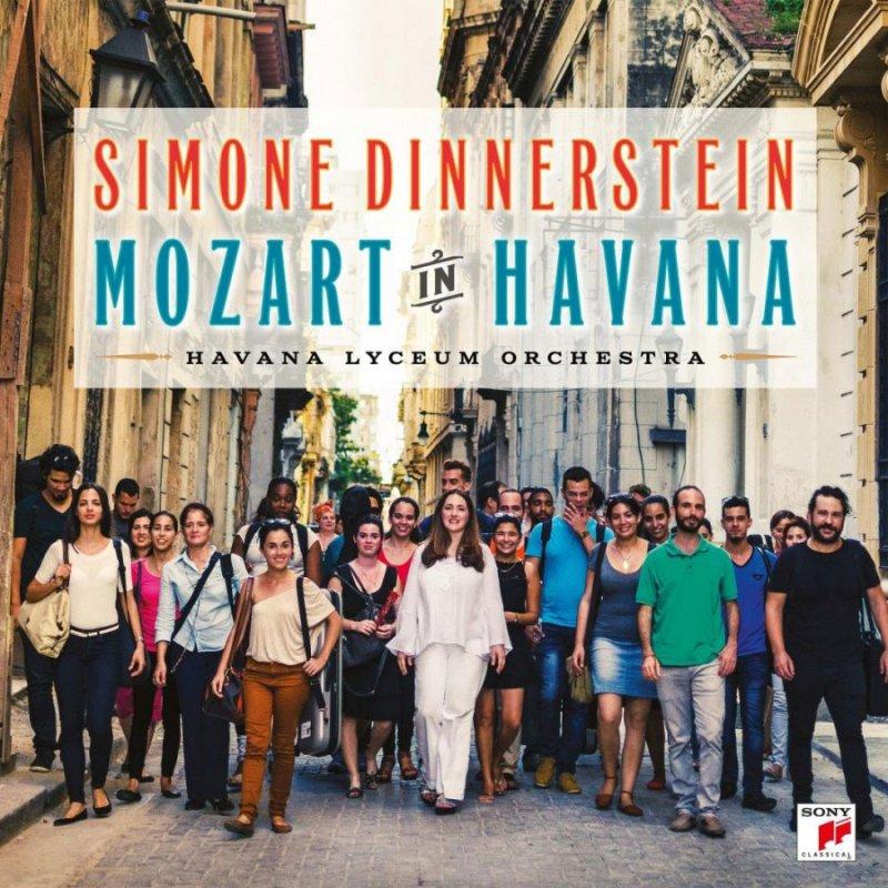 Image of   Simone Dinnerstein - Mozart In Havana - Vinyl / LP
