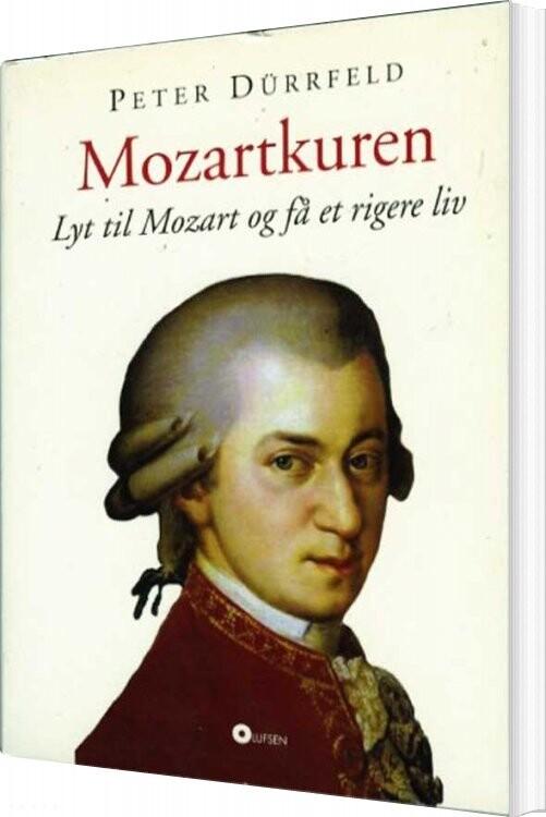 Image of   Mozart Kuren - Peter Dürrfeld - Bog