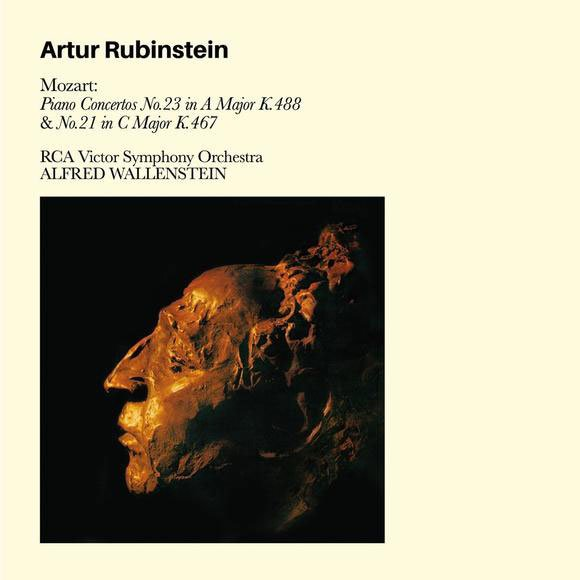 Image of   Arthur Rubinstein - Mozart: Piano Concertos No. 23 - CD