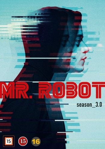 Image of   Mr. Robot - Sæson 3 - DVD - Tv-serie