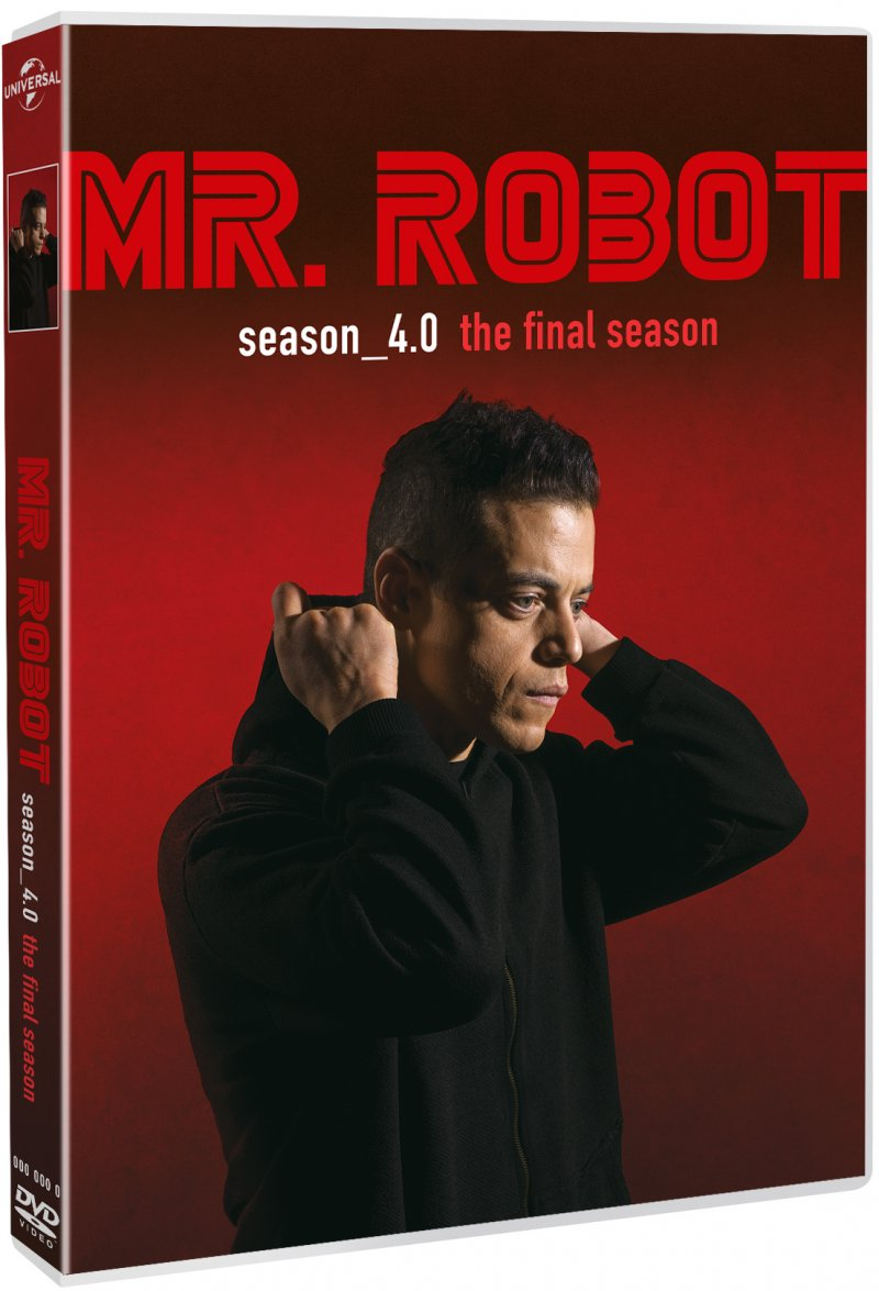Image of   Mr. Robot - Sæson 4 - DVD - Tv-serie