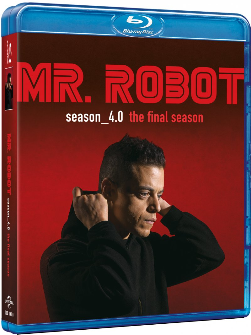 Image of   Mr. Robot - Sæson 4 - Blu-Ray - Tv-serie
