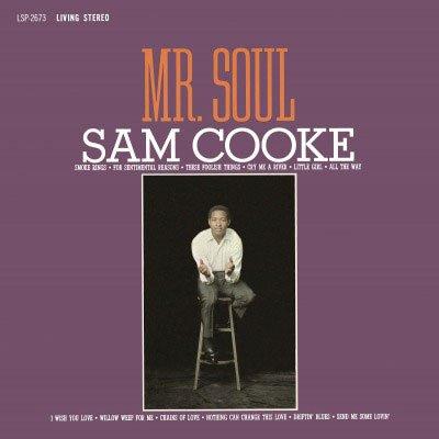 Image of   Sam Cooke - Mr. Soul - Vinyl / LP