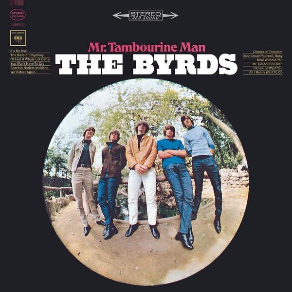 Byrds - Mr. Tambourine Man - Vinyl / LP