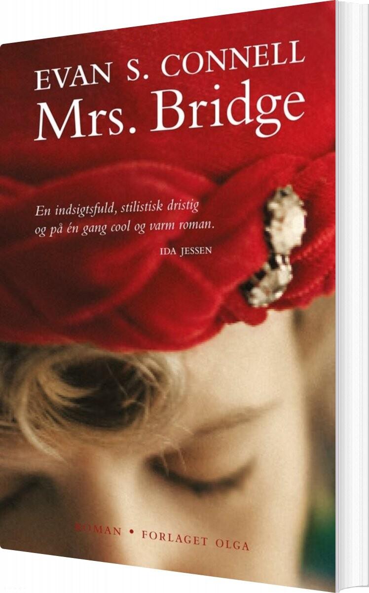 Image of   Mrs. Bridge - Evan S. Connell - Bog