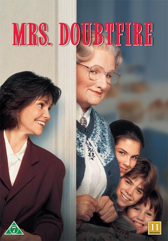 Mrs. Doubtfire - DVD - Film