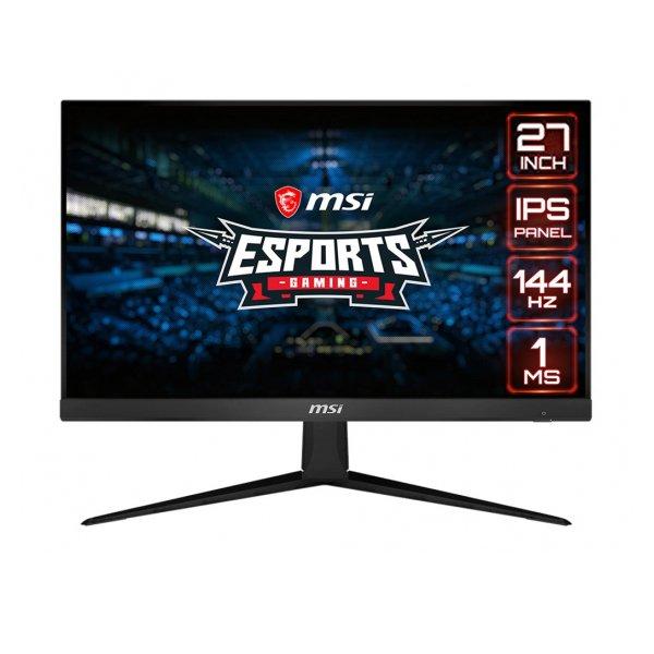 Msi Optix 27″ Gaming Skærm G271 – 144hz Fuld Hd Ips