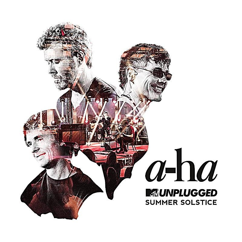 Image of   A-ha - Mtv Unplugged - Summer Solstice - Deluxe Edition 2 - CD