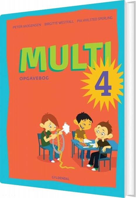 Multi 4 - Peter Mogensen - Bog