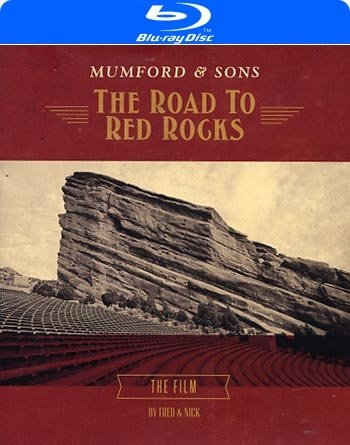 Billede af Mumford & Sons: The Road To Red Rocks - Blu-Ray