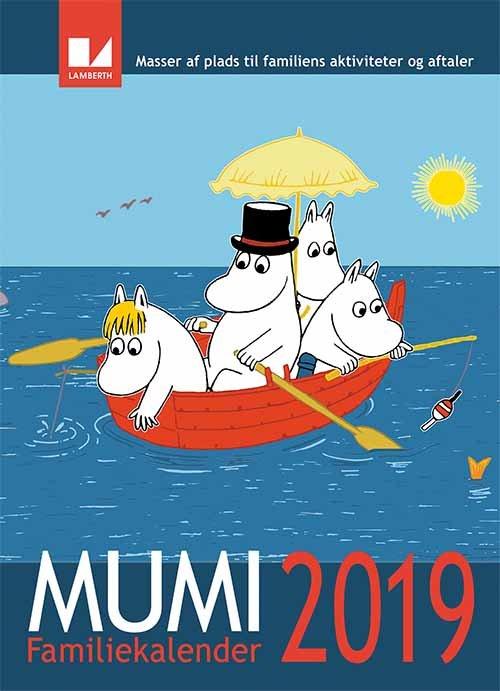 Image of   Mumi Familiekalender 2019