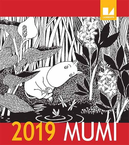 Image of   Mumi Kalender 2019