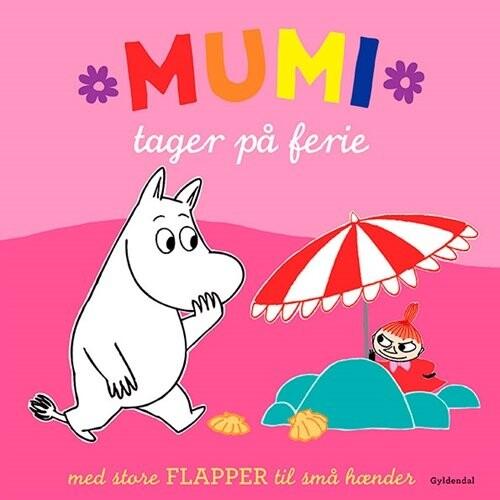 Mumi Tager På Ferie - Tove Jansson - Bog