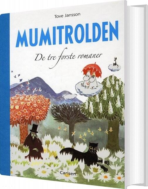 Mumitrolden - De Tre Første Romaner - Tove Jansson - Bog