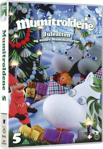 Image of   Mumitroldene 5 - Juleaften Og Andre Mumihistorier - DVD - Film