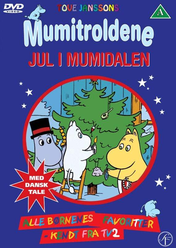Mumitroldene - Jul I Mumidalen DVD Film → Køb billigt her