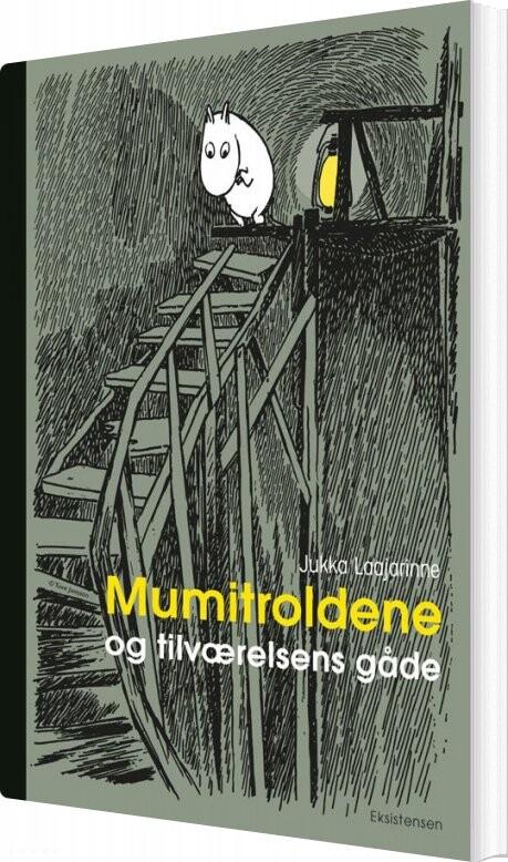 Image of   Mumitroldene Og Tilværelsens Gåde - Jukka Laajarinne - Bog
