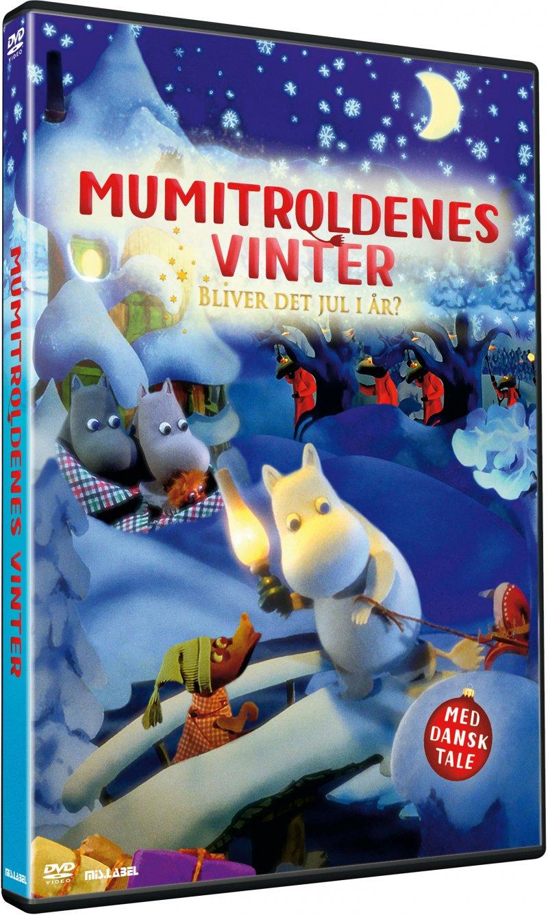 Image of   Mumitroldenes Vinter - DVD - Film