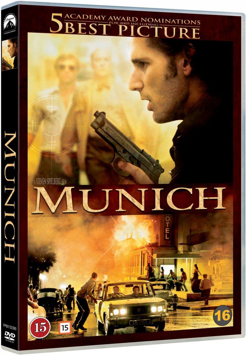 Image of   Munich / München Film - DVD - Film