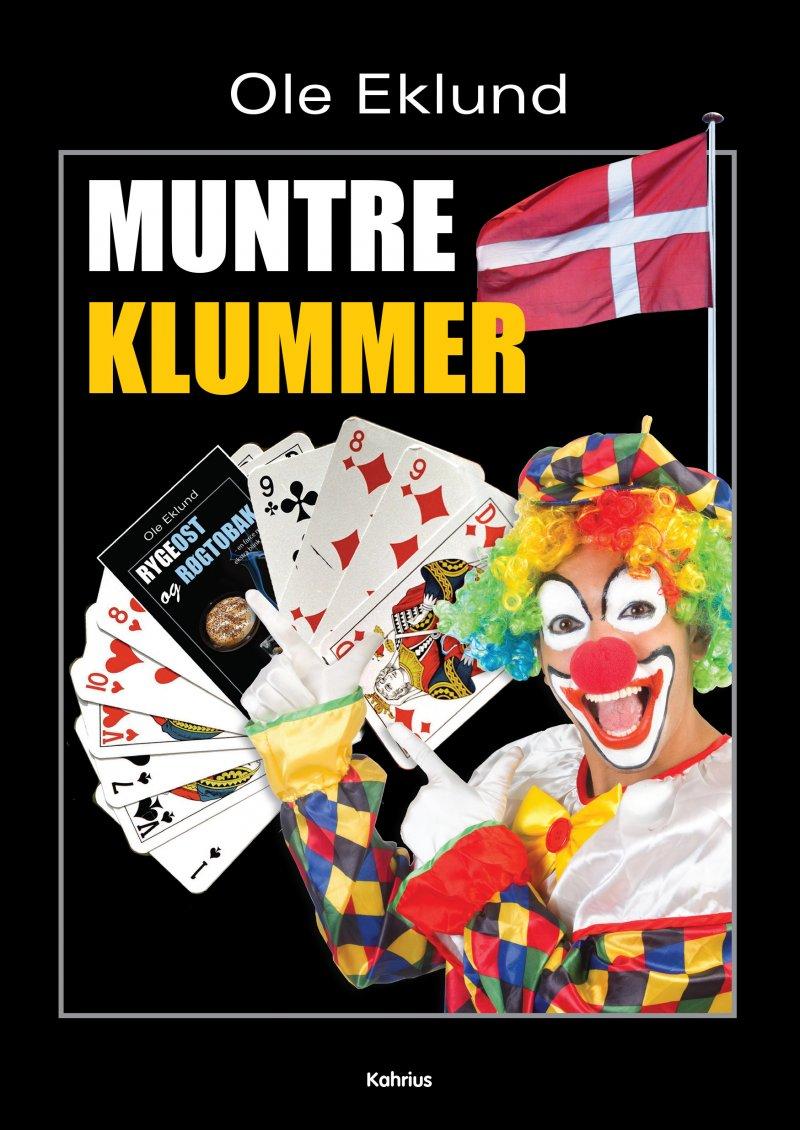 Muntre Klummer - Ole Eklund - Bog
