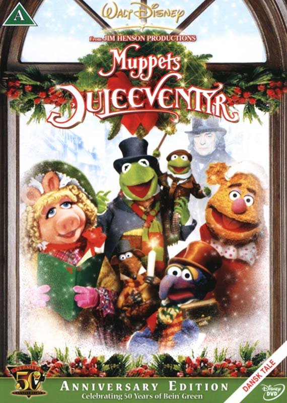 Image of   Muppets Juleeventyr - Muppet Show - DVD - Film