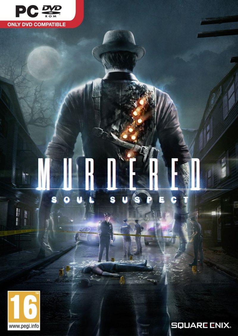 Murdered: Soul Suspect - Dk - PC