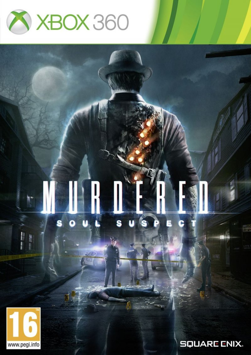 Image of   Murdered: Soul Suspect - Xbox 360