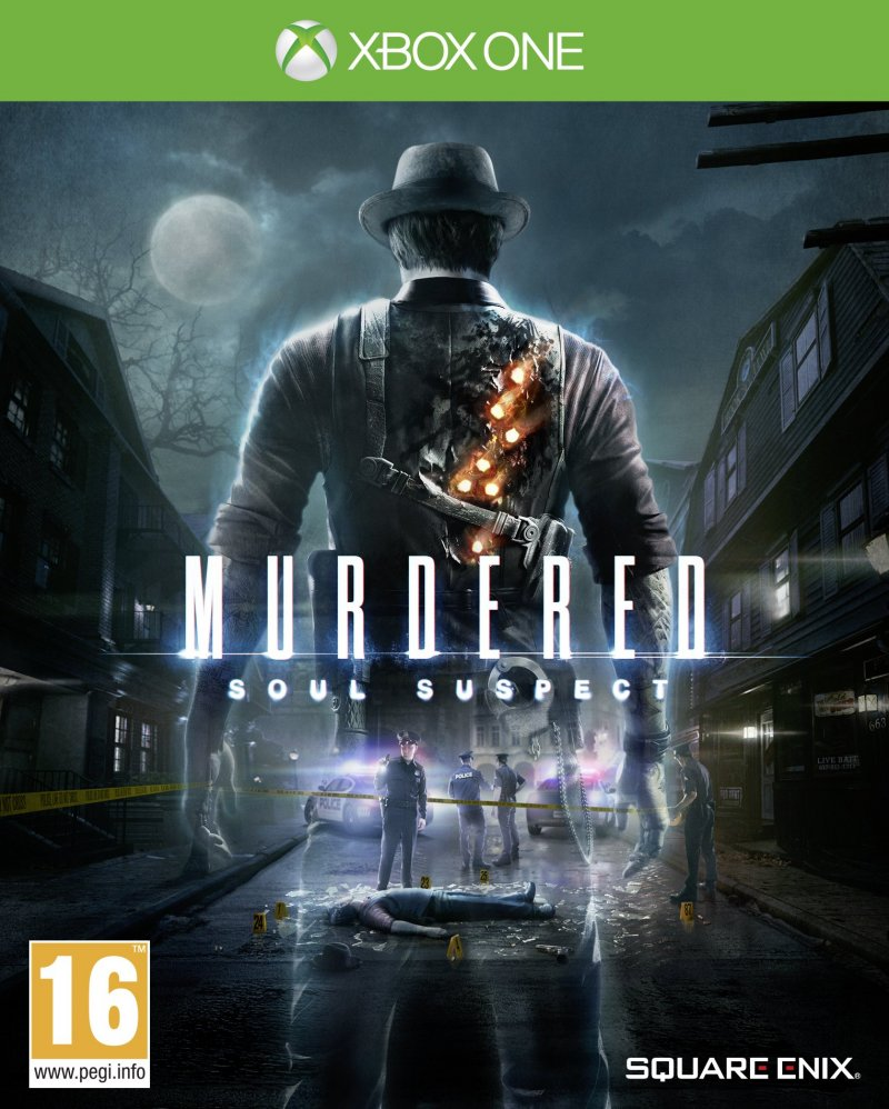 Image of   Murdered: Soul Suspect /xbox One - Xbox One
