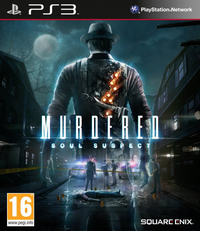 Image of   Murdered: Soul Suspect - PS3