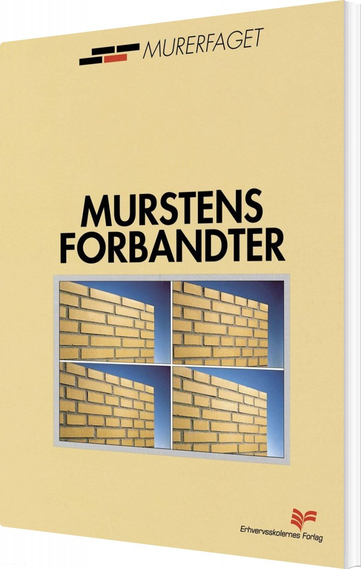 Image of   Murerfaget, Murstensforbandter - C.j. Stolze Møller - Bog