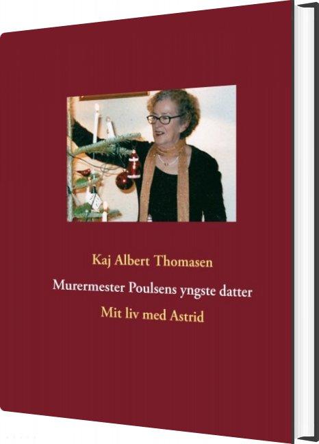 Murermester Poulsens Yngste Datter - Kaj Albert Thomasen - Bog