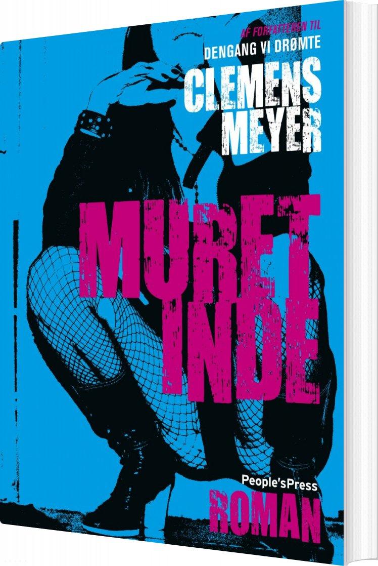 Image of   Muret Inde - Clemens Meyer - Bog