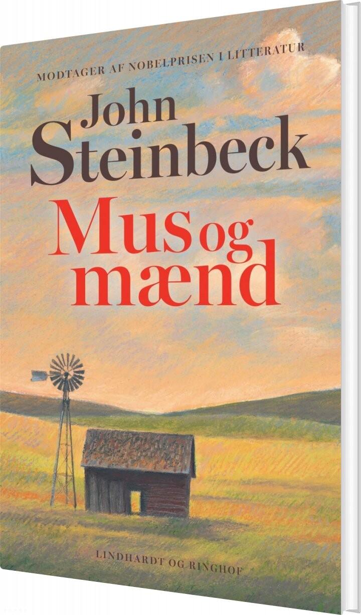 Mus Og Mænd - John Steinbeck - Bog