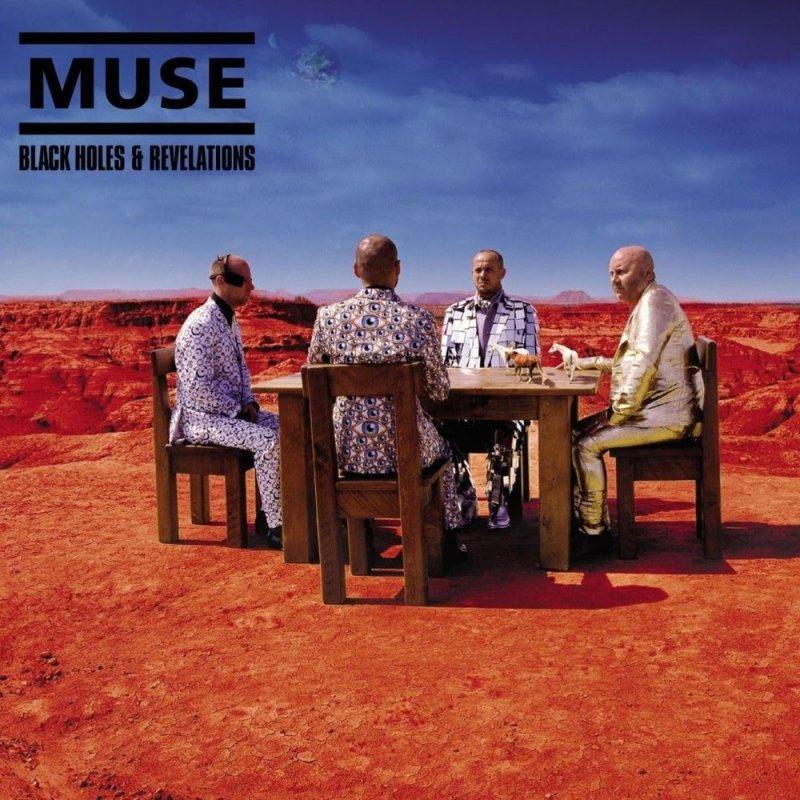 Muse - Black Holes & Revelations - CD